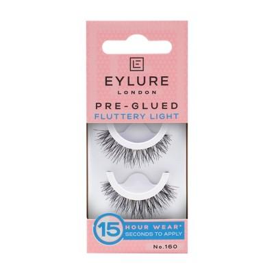 Eylure Pre-Glue No.160 False Eyelashes - 1pr