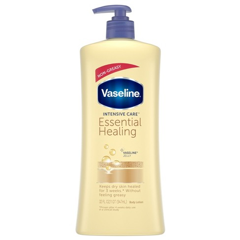 Vaseline Intensive Care Body Lotion Essential Healing 32 oz - image 1 of 5