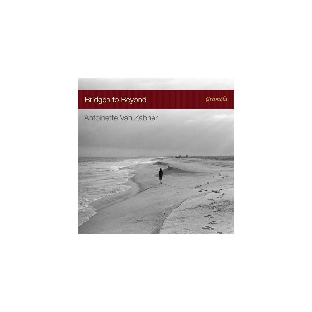 Antoinette V Zabner - Bridges To Beyond (CD) Antoinette V Zabner - Bridges To Beyond (CD)