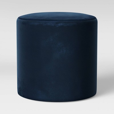 Bodrum Round Upholstered Ottoman - Project 62™