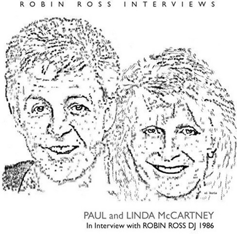 Paul mccartney - Interview by robin ross 1986 (CD) - image 1 of 1
