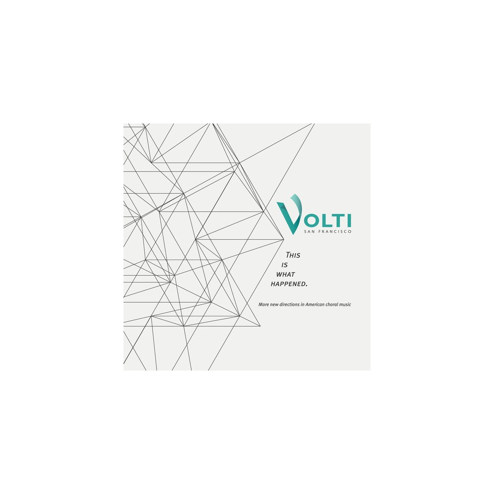 Volti - This Is What Happened (CD)