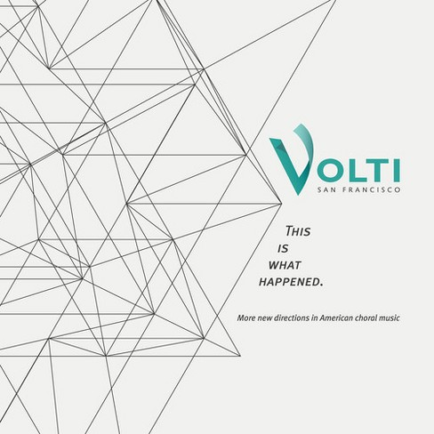 Volti - This Is What Happened (CD) - image 1 of 1