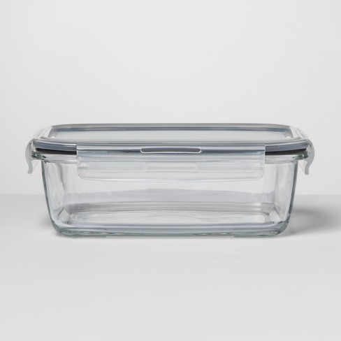 Rectangular Gl Food Storage Container Made By Design