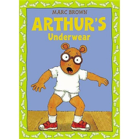 Arthur's Underwear - by  Marc Brown (Paperback) - image 1 of 1