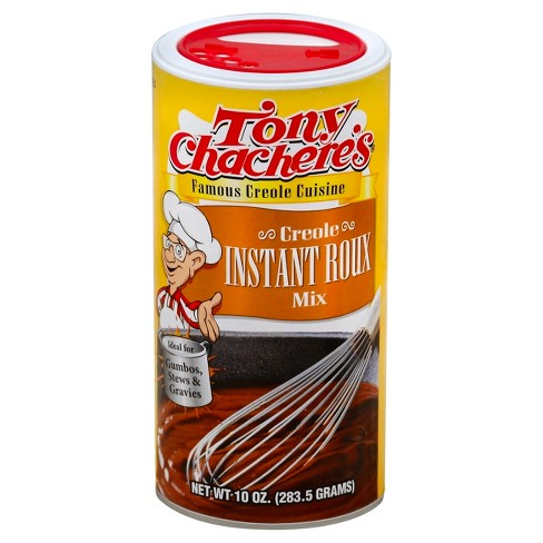 Tony Chachere's Creole Instant Roux Mix - 10oz - image 1 of 1