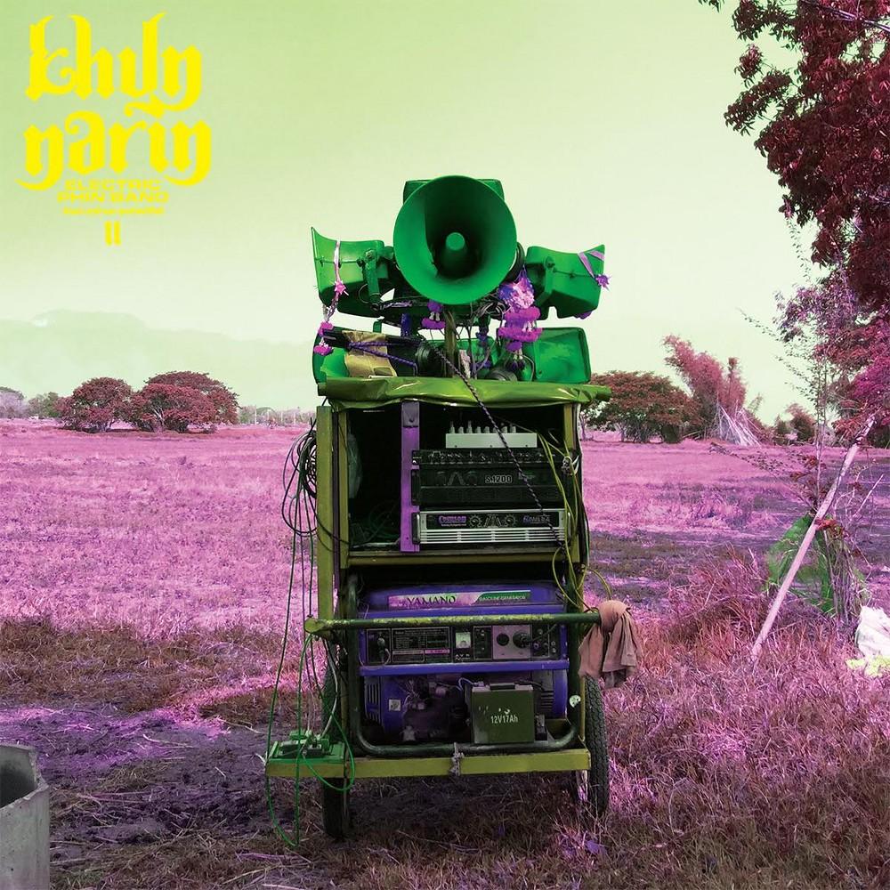 Khun Narin - Ii (CD), Pop Music
