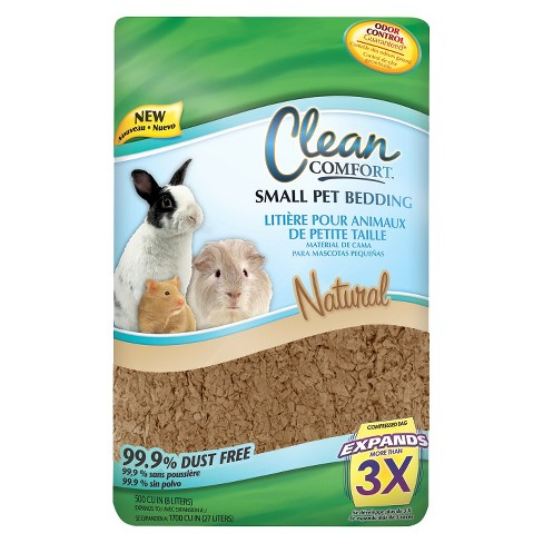 Clean Comfort Pet Bedding Natural - Small - image 1 of 1