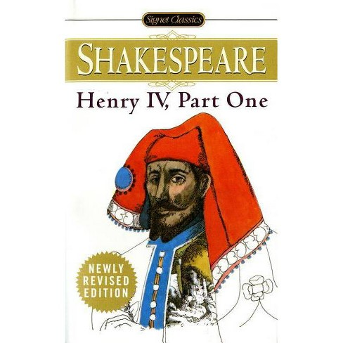 Henry IV, Part I - (Signet Classics) by  William Shakespeare (Paperback) - image 1 of 1