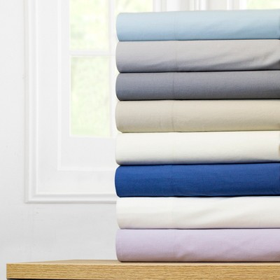 AirCloud Vintage Washed 3 and 4-Piece Sheet Set.