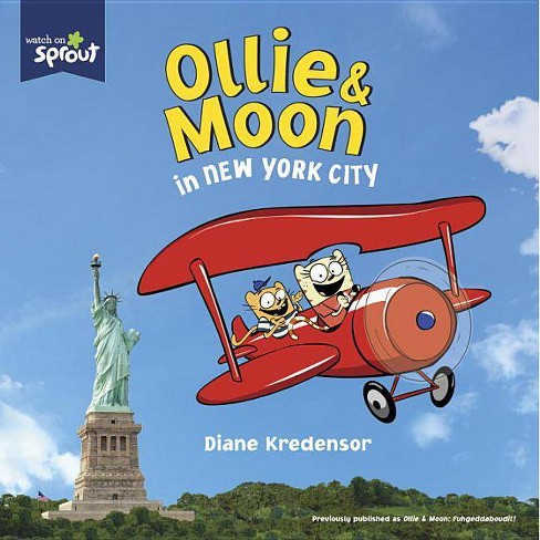 Ollie & Moon in New York City - (Pictureback(r)) by  Diane Kredensor (Paperback) - image 1 of 1