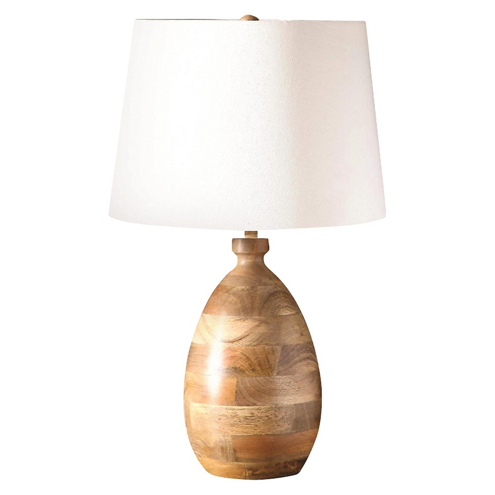 Ren-Wil Nanna Table Lamp - White/Gold