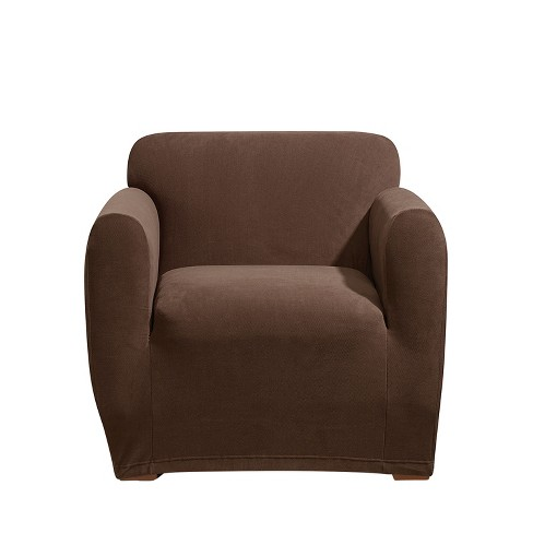 Stretch Morgan Chair Slipcover - Sure Fit - image 1 of 2