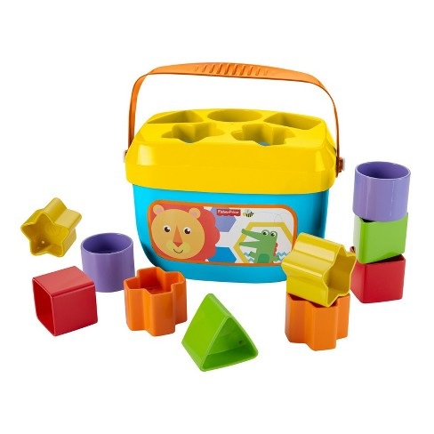 Fisher-Price Baby's First Blocks - image 1 of 13