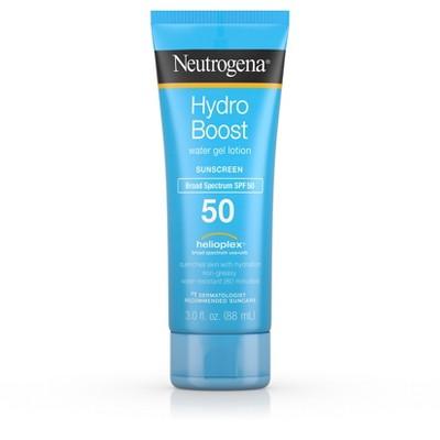 gel moisturizer with spf