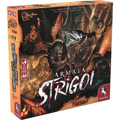 Armata Strigoi Board Game