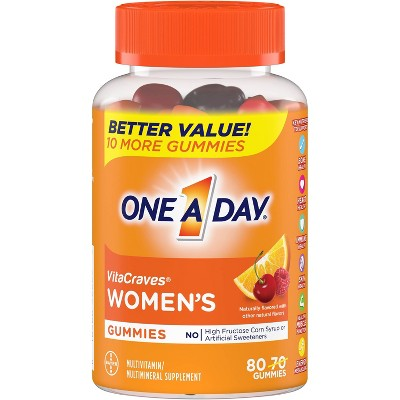 Multivitamins: One A Day Women's Multi Gummies