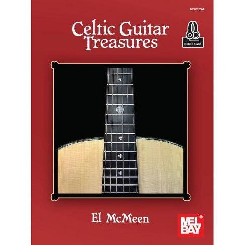Celtic Guitar Treasures - by  El McMeen (Paperback) - image 1 of 1