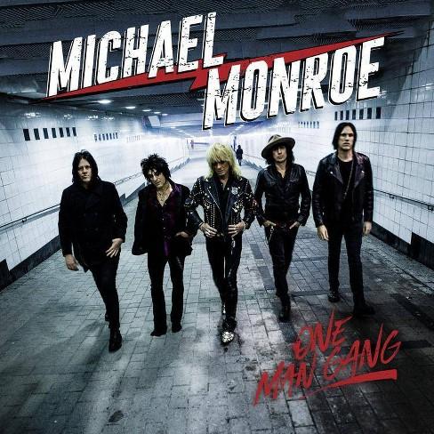 Michael Monroe - One Man Gang (CD) - image 1 of 1