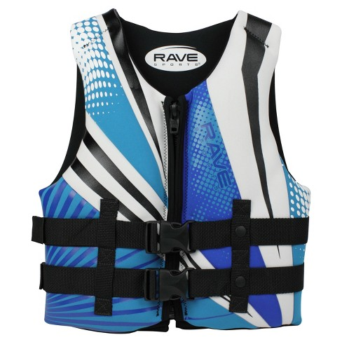 Rave Sports Youth Neo Life Vest - image 1 of 1