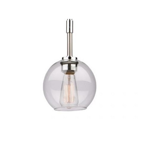 "Artcraft Lighting SC13120 Hamilton Single Light 6-1/2"" Wide Mini Pendant - image 1 of 4"