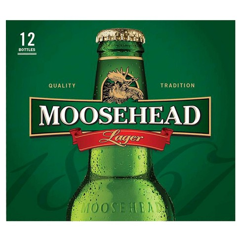 Moosehead® Beer - 12pk / 12oz Bottles - image 1 of 1