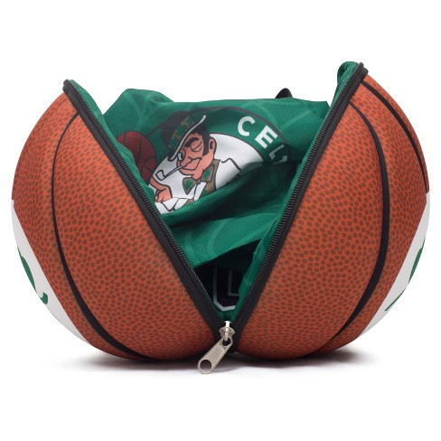 a1250ad44c975f NBA® Boston Celtics Collapsible Basketball Duffel Bag : Target