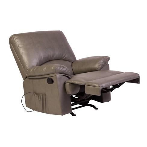 Reynolds Massage Recliner - Relaxzen - image 1 of 3