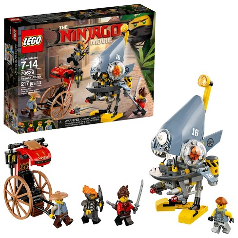 LEGO® Ninjago Piranha Attack 70629 - image 1 of 8