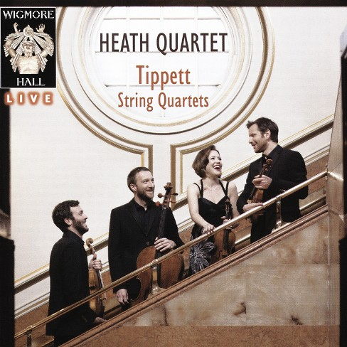 Heath quartet - Tippett (CD) - image 1 of 1