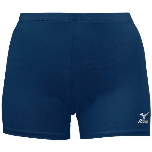 """Mizuno Women's Vortex 4"""" Inseam Volleyball Shorts - image 1 of 2"""