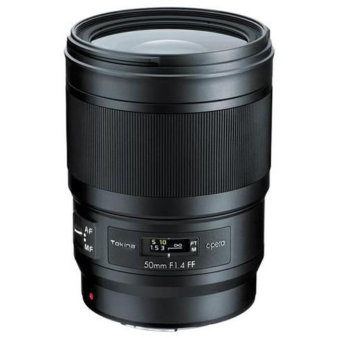 Tokina opera 50mm f/1.4 FF Lens for Nikon - image 1 of 4