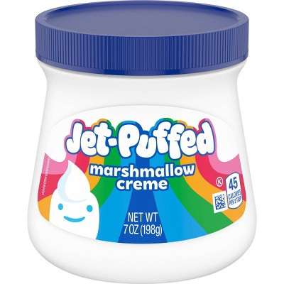Kraft Jet-Puffed Marshmallow Creme - 7oz
