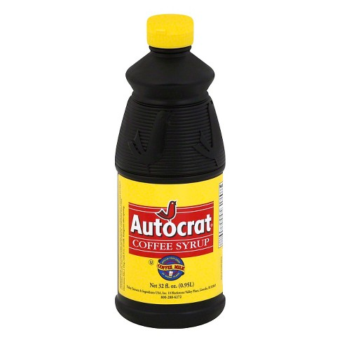 Autocrat Coffee Syrup - 32oz - image 1 of 1
