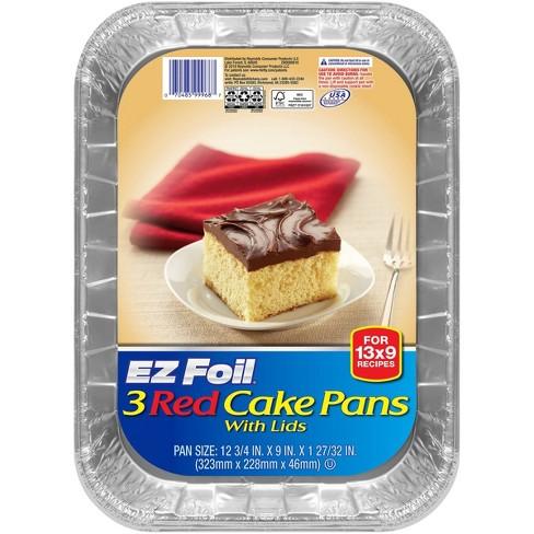 Hefty EZ Foil Cake Pans - 3ct - image 1 of 4
