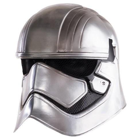 Adult Star Wars Captain Phasma Halloween Costume Mask - image 1 of 1