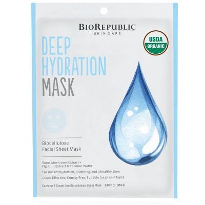 BioRepublic SkinCare Deep Hydration Facial Treatment - 0.85 fl oz
