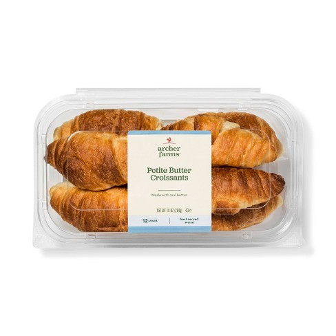 All-Butter Mini Croissants 12ct - Archer Farms™ - image 1 of 1