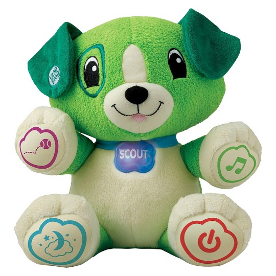 LeapFrog My Pal Scout, baby and toddler learning toys image number null