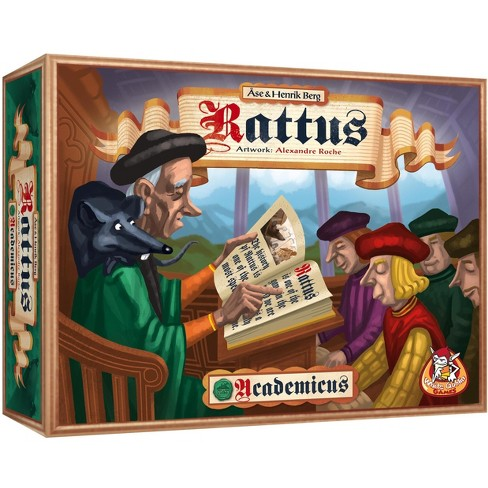 Rattus - Academicus Board Game - image 1 of 1