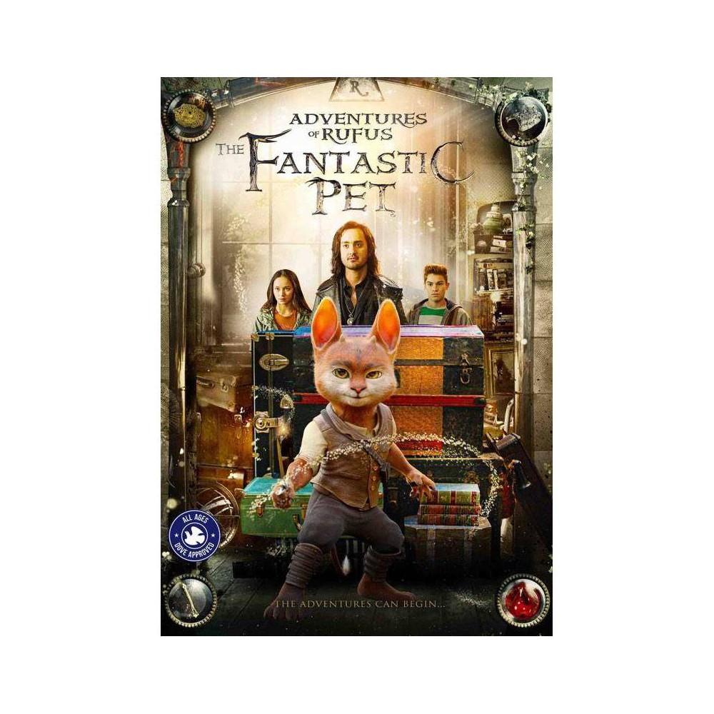 The Adventures Of Rufus Fantastic Pet Dvd 2020