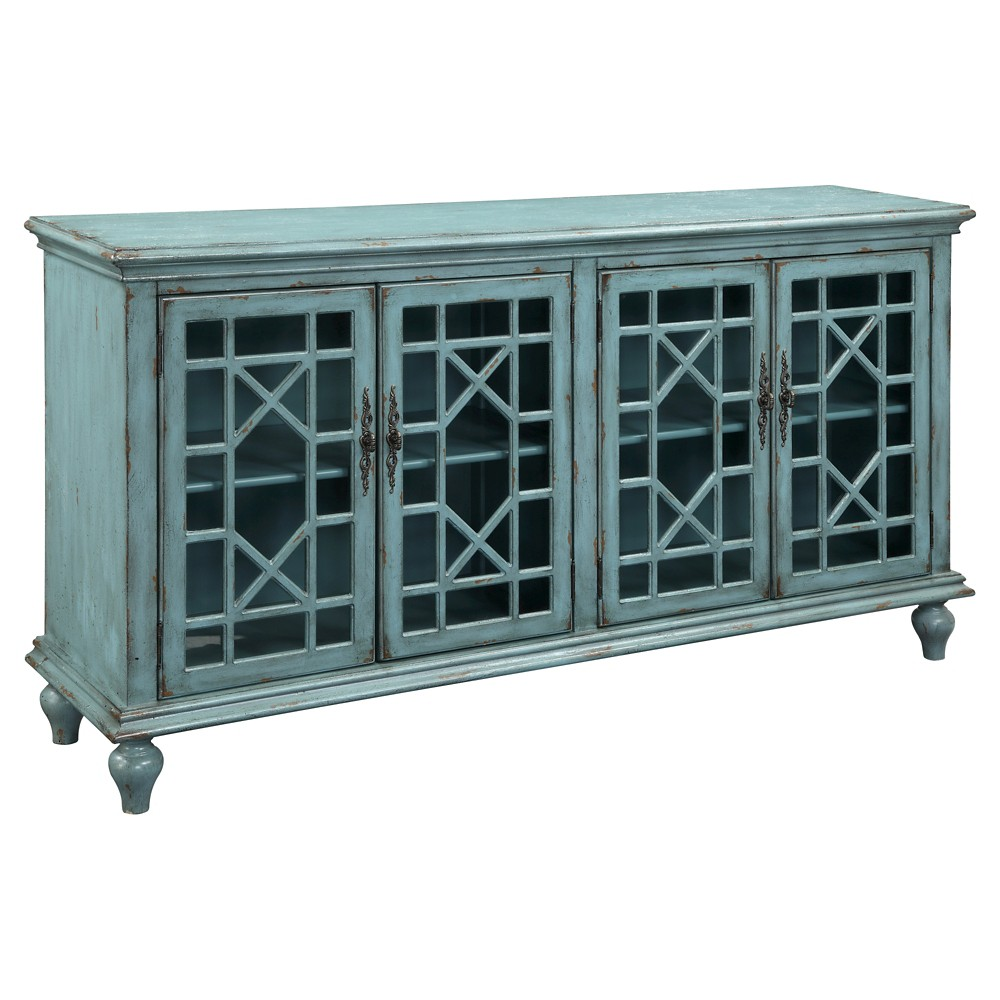 Cheap Media Center Bayberry Blue - Treasure Trove
