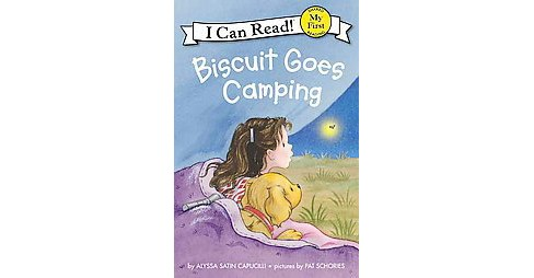 Biscuit Goes Camping (Hardcover) (Alyssa Satin Capucilli) - image 1 of 1