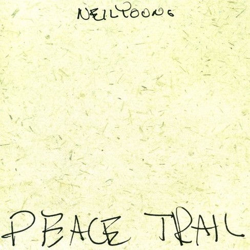 Neil Young - Peace Trail (Vinyl) - image 1 of 1