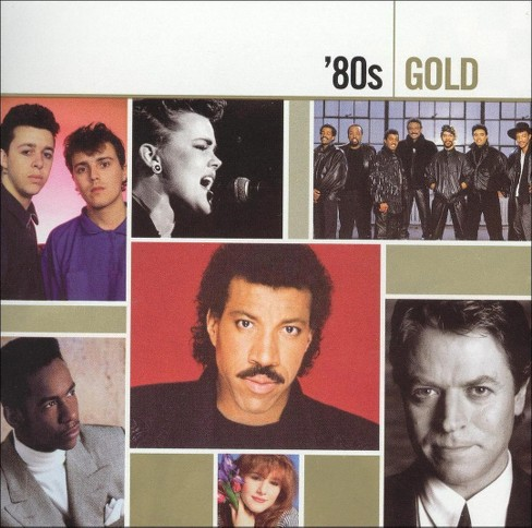Various - Gold:80's (CD) - image 1 of 1