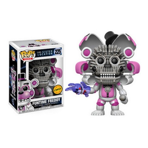 Funko POP! Games: Five Nights at Freddy's - Funtime Freddy with CHASE Mini Figure - image 1 of 1