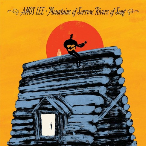 Amos lee - Mountains of sorrow rivers of song (CD) - image 1 of 1