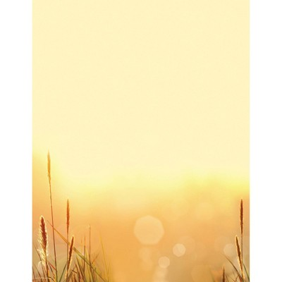 80ct Fall Mood Letterhead