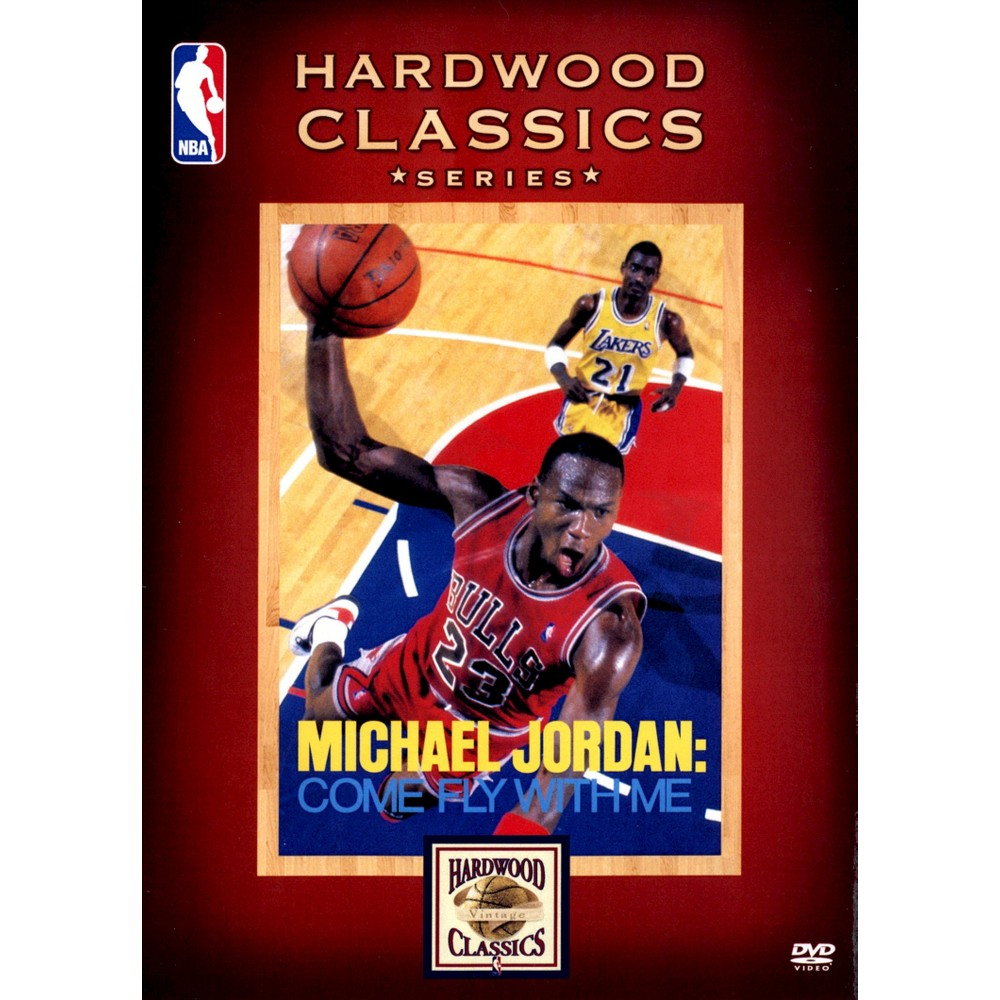 Michael Jordan:Come Fly With Me (Dvd)