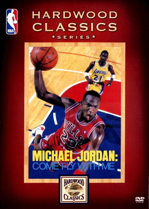 Michael jordan:Come fly with me (DVD) - image 1 of 1